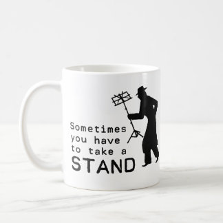 Take a Stand Coffee Mug