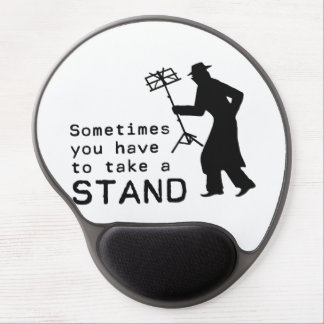 Take a Stand Gel Mouse Pad