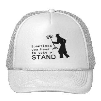 Take a Stand Mesh Hats