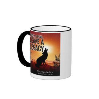 take a stand leave a legacy mug