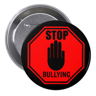 Take a Stand speak out, Stop bullying button