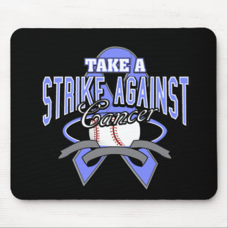 Take a Strike Against Esophageal Cancer Mouse Pad