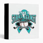 Take a Strike Against Gynecologic Cancer Binder