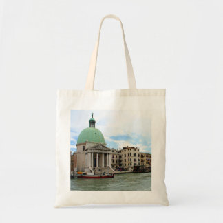 Take a trip down the Grand Canal in Venice Tote Bags