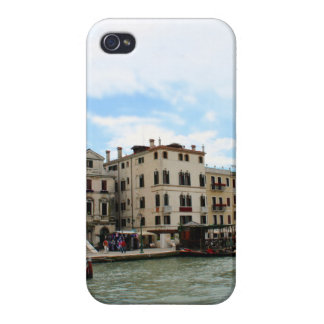 Take a trip down the Grand Canal in Venice iPhone 4 Case