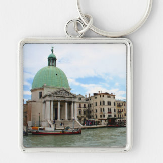Take a trip down the Grand Canal in Venice Keychain