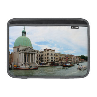 Take a trip down the Grand Canal in Venice Sleeve For MacBook Air