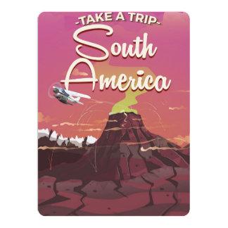 Take a trip South America Card