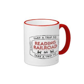 Take a Trip to Reading Railroad Coffee Mug