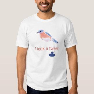 take a tweet... tee shirt