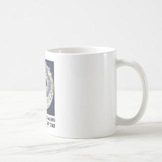 Take A Walk Along The Spiral Of Time (Earth's Age) Coffee Mug