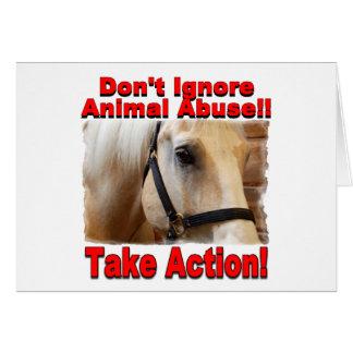 Take Action Notecard