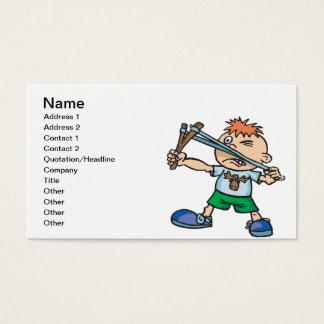 Take Aim Business Card