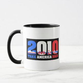 Take America Back 2010 Mug