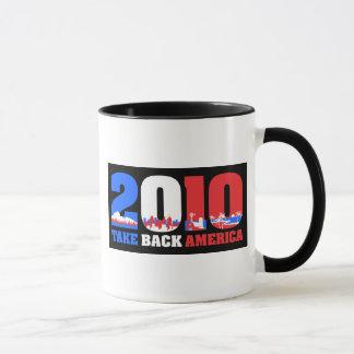 Take Back America 2010 Mug
