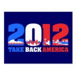 Take Back America 2012 Postcards