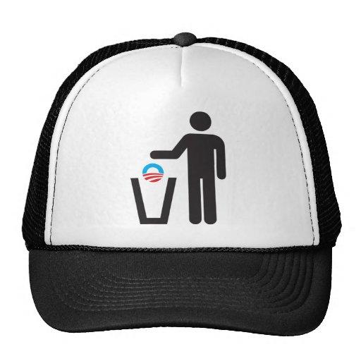 Take Back America! Dump Obama. Hats