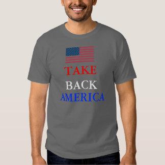 TAKE BACK AMERICA T SHIRT