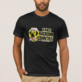 Take Back Our Country  Shirt