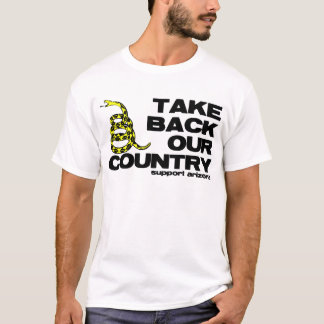 take back our country T-Shirt