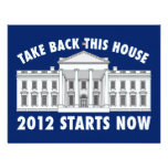Take Back the White House Announcements
