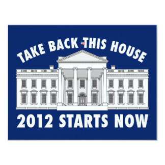 Take Back the White House Card