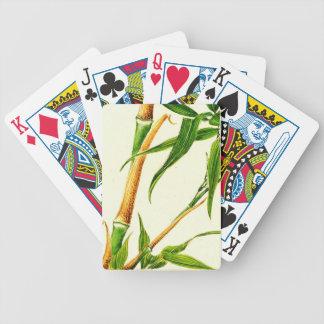Take Bamboo 1870 Bicycle Playing Cards
