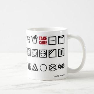 Take Care - mug
