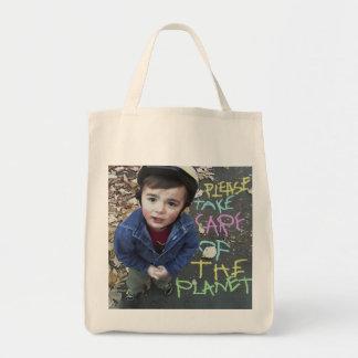Take Care of Earth Bag