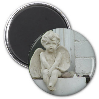 Take care of me! 2 inch round magnet