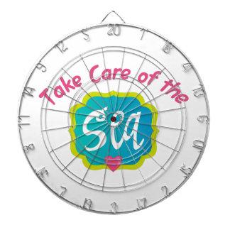 Take Care Of The Sea Dart Boards