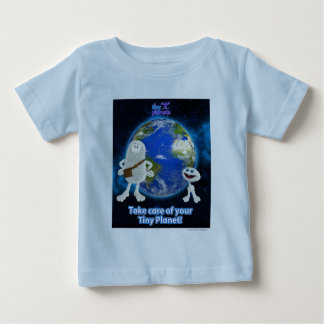 Take Care of Your Tiny Planet Shirt