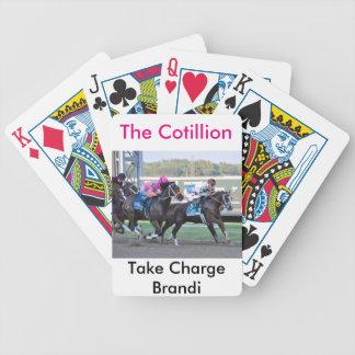 Take Charge Brandi Bicycle Playing Cards