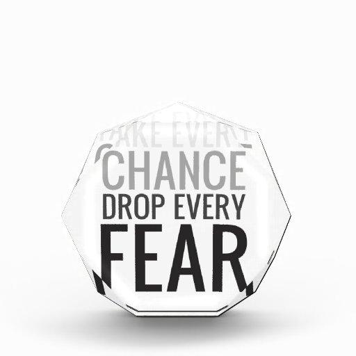 TAKE EVERY CHANCE GRAY AWARDS