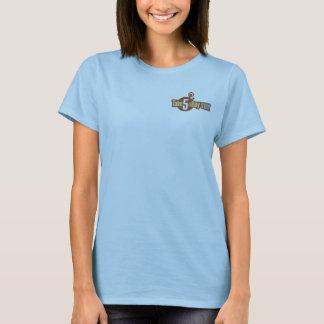 Take Five a Day Logo Shirt Women