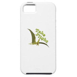 Take Flight iPhone SE/5/5s Case