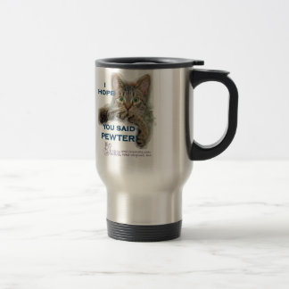 Take Funny HaHa with you! Travel Mug