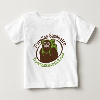 Take home a Traveling Sasquatch! Baby T-Shirt