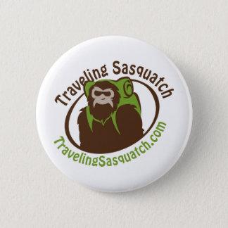 Take home a Traveling Sasquatch! Pinback Button
