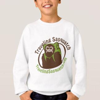 Take home a Traveling Sasquatch! Sweatshirt