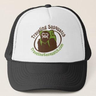 Take home a Traveling Sasquatch! Trucker Hat