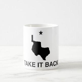 Take It Back Republic of Texas Mug