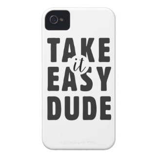 Take it easy, dude Case-Mate iPhone 4 case