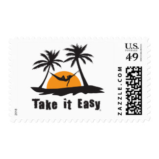 Take It Easy Postage