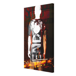 take it from here gallery wrap canvas