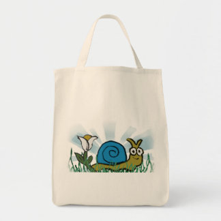 Take it slow Eco Tote