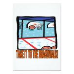 Take It To The Boardwalk 5x7 Paper Invitation Card