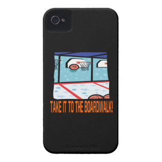 Take It To The Boardwalk iPhone 4 Case