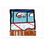 Take It To The Boardwalk Postcard