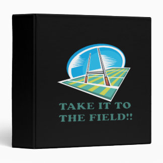Take It To The Field Binder